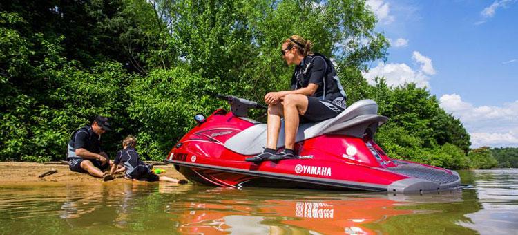 Yamaha WaveRunner VX Series
