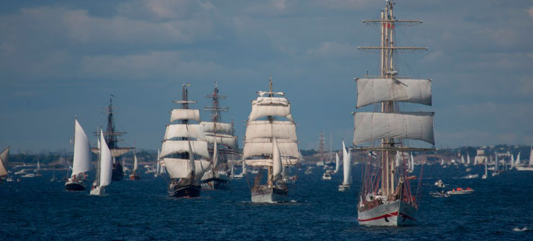 SCF Tall Ships Regatta 2013