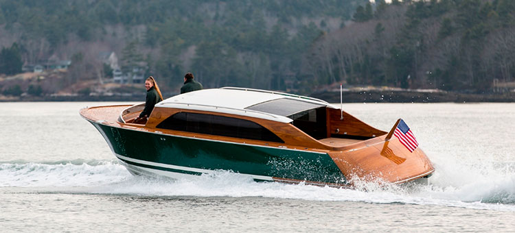 Andrew Winch Designs for Hodgdon Yachts Limo T/T to Sea Owl