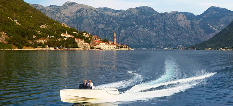 Porto Montenegro и Которский залив