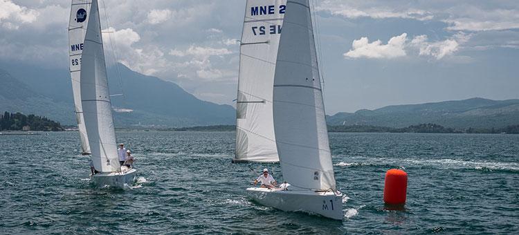 Яхтинг в Porto Montenegro © Porto Montenegro