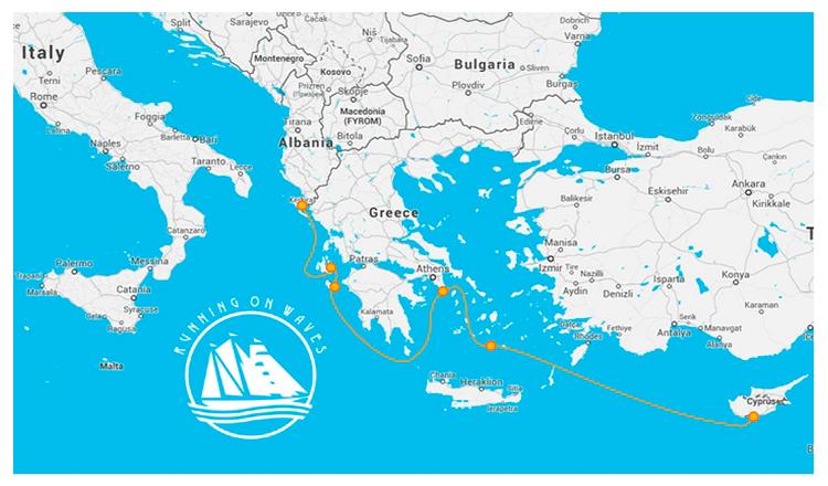 Арт-поход За три моря