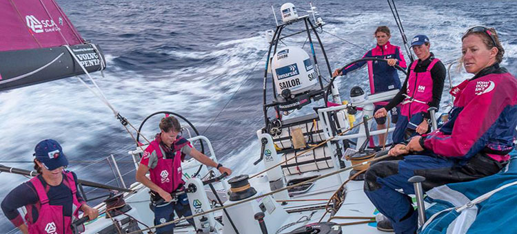 Team SCA © photo Corinna Halloran