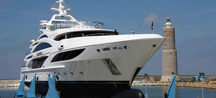 58m superyacht Illusion I by Benetti