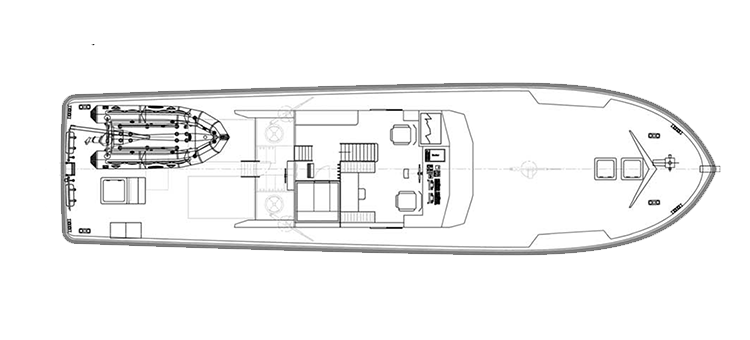 Plascoa 2200 Fast Patrol by Couach Yachts