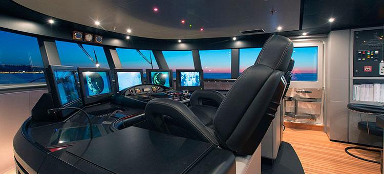 ISA yachts ISA 43m Granturismo