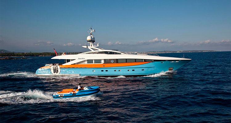 37-метровая яхта Aurelia (Heesen Yachts)