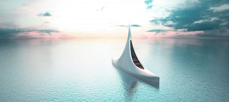 Концепт мега-яхты STAR от Lobanov Naval Design