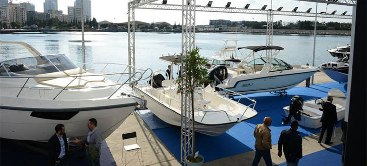 The International Boat and Super Yacht Show - Beirut Boat