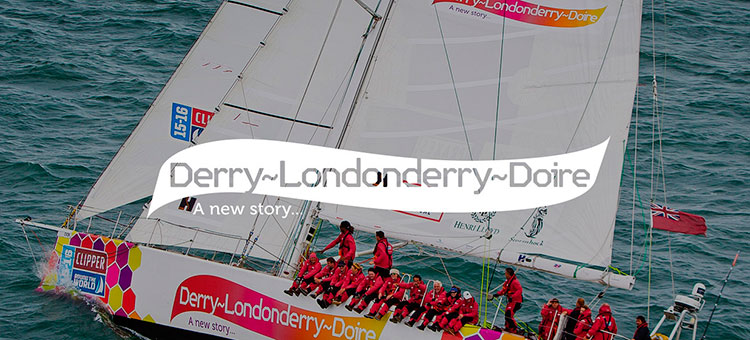Clipper Round the World - DERRY-LONDONDERRY-DOIRE