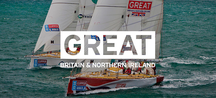 Clipper Round the World - GREAT BRITAIN