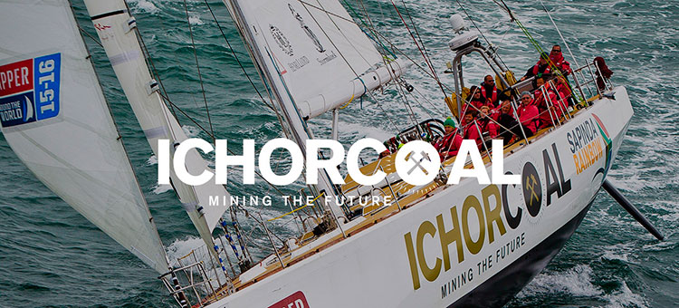 Clipper Round the World - ICHORCOAL