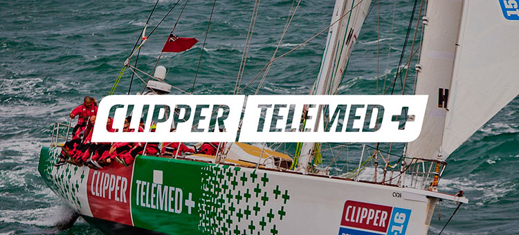 Clipper Round the World - CLIPPERTELEMED