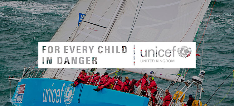 Clipper Round the World - UNICEF