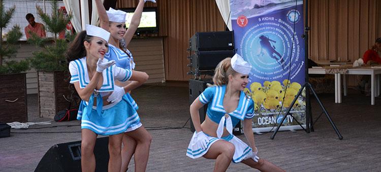 Всемирный День Океанов на Ocean Party