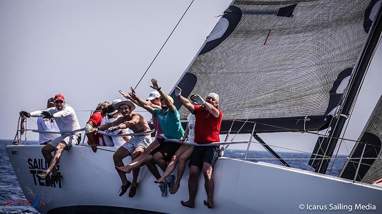 Partisan of Yachting, Третья Партизанская регата