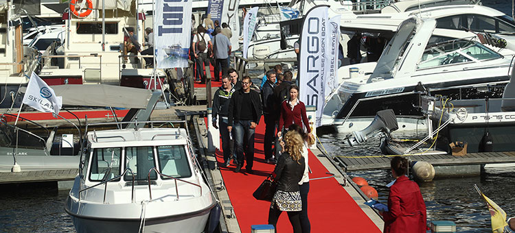 St. Petersburg International Boat Show