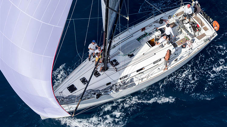 The Rolex Middle Sea Race 2015