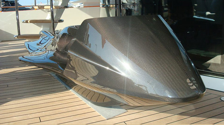 Электрический гидроцикл EXO