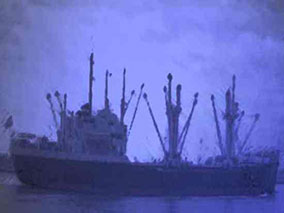 Ghost-ship Ourang Medan, корабль-призрак Оранг Медан, или Оранж Медан