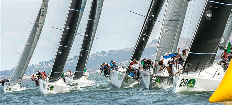Rolex Farr 40 World Championship 2014, Photo By: Rolex / Daniel Forster