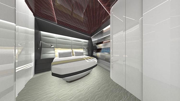 Arcadia Yachts motor yacht Sherpa