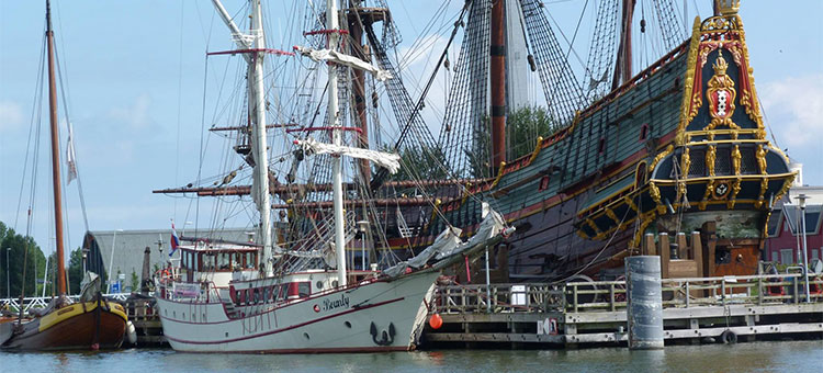 The Batavia ship, Batavia Yard