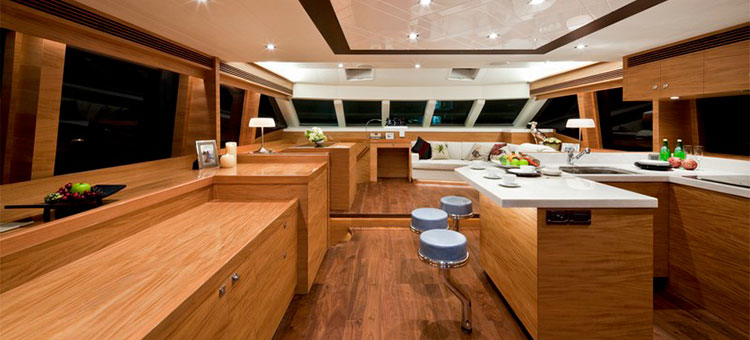 Horizon PC52, Horizon Yachts