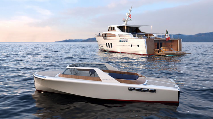 Kitalpha by Luca Dini Design and Mondo Marine