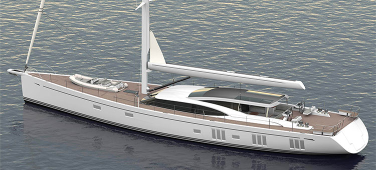 Oyster 118 by Oyster Marine
