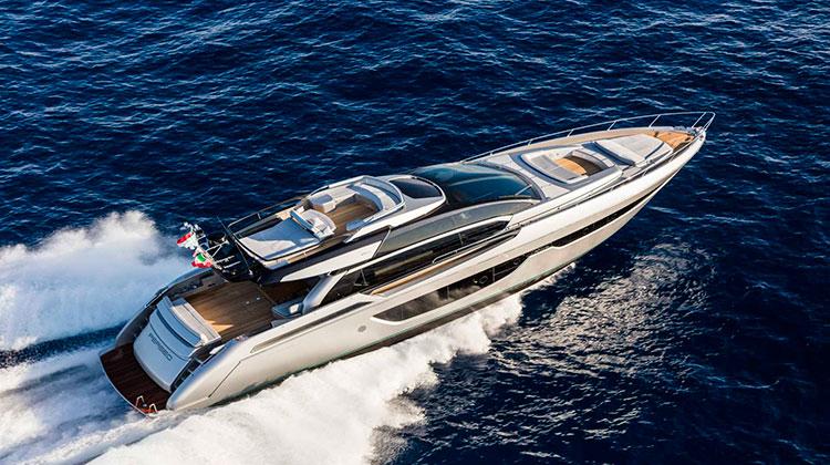 Моторная яхта Riva 76 Perseo