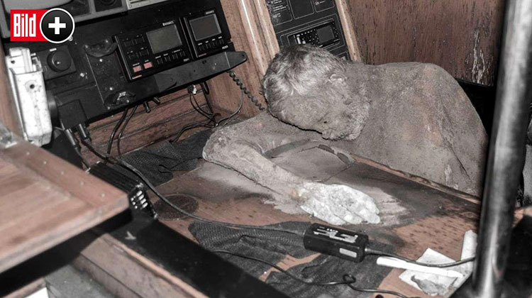 мумифицированное тело фото