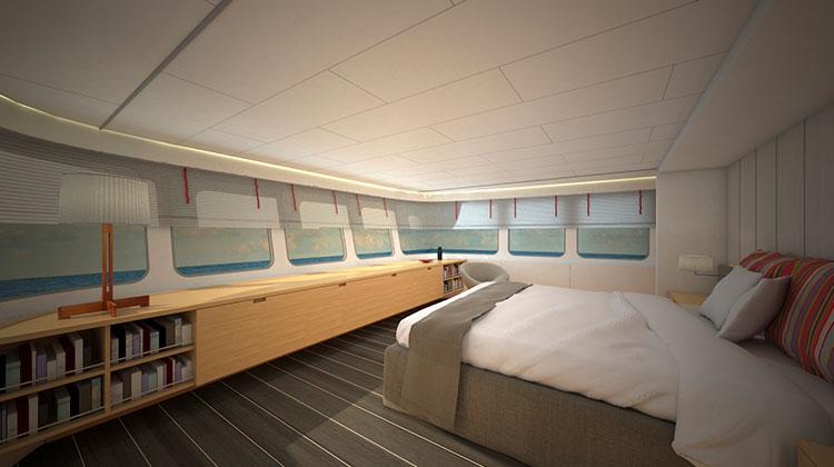 Floating Life построит на верфи Cantiere Delle Marche супер-яхту K42