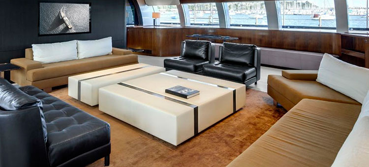 Superyacht Vertigo by Alloy Yacht - Singapore Yachts Show