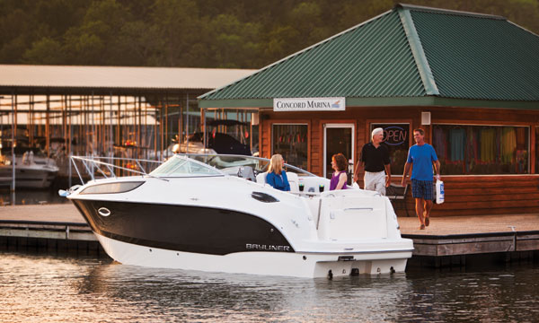 Bayliner 255 Cruiser