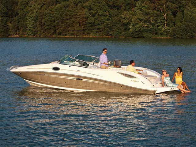 Sea Ray 300 Sundeck