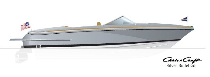 Chris Craft Bullet 20