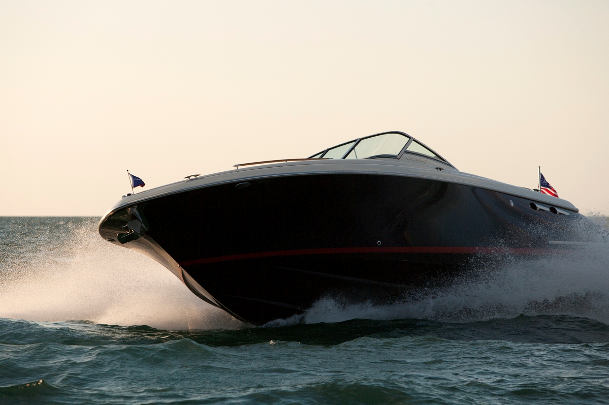 Chris Craft Corsair 36
