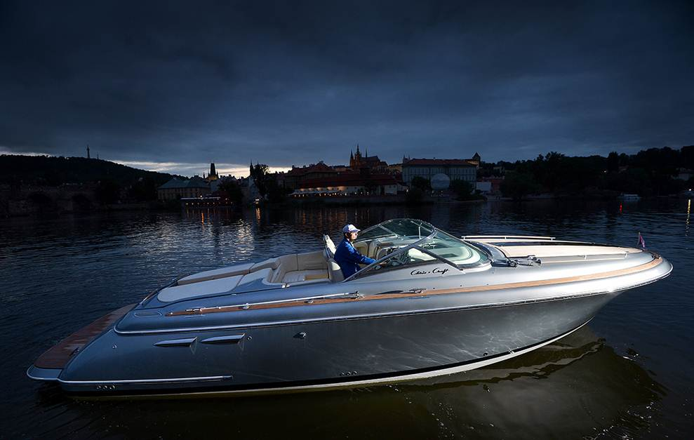 Chris Craft Corsair 36 European Edition