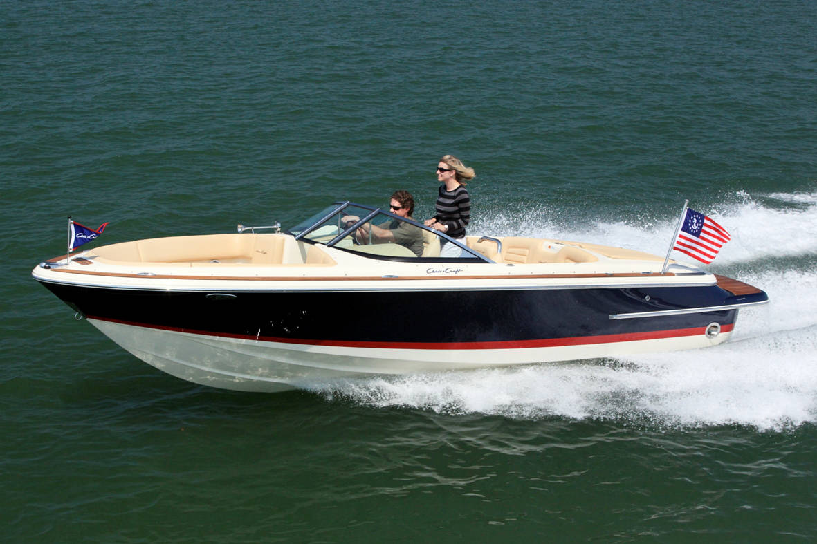 Chris Craft Launch 22