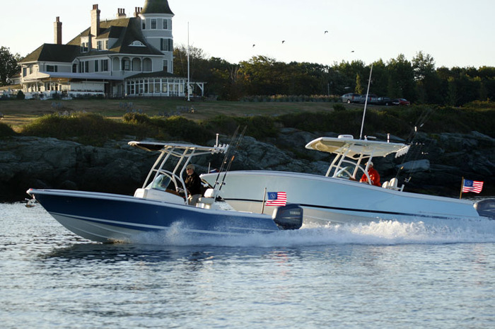 Chris Craft Catalina 23