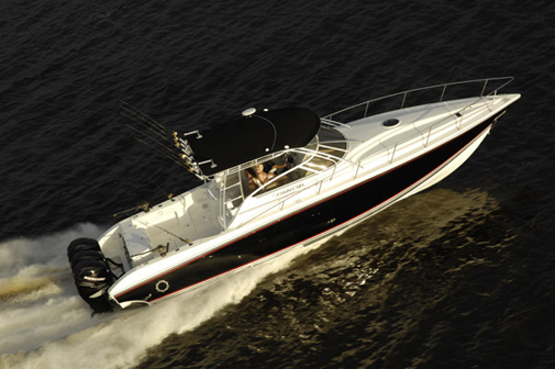 Fountain 38 Sportfish Cruiser OB