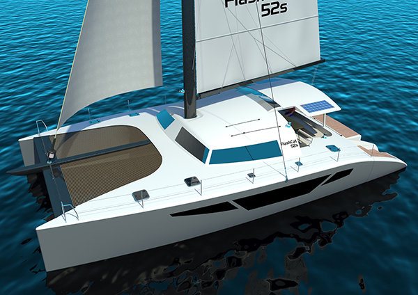 Flash Cat 52 Sailing