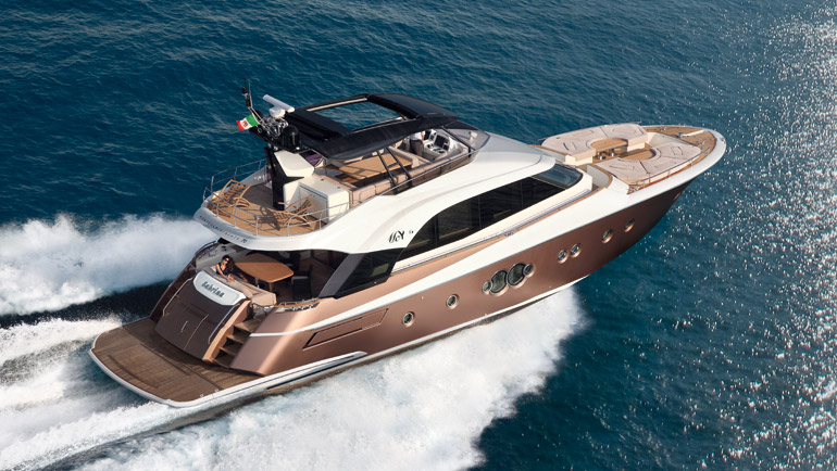 Monte Carlo Yachts MCY 70