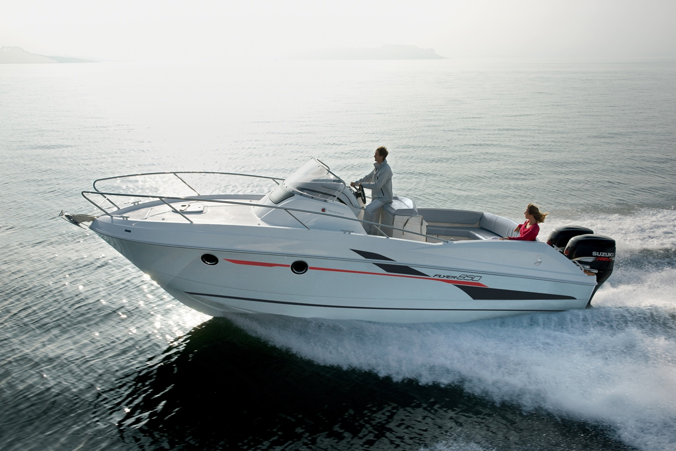 Beneteau Flyer 850 Exception