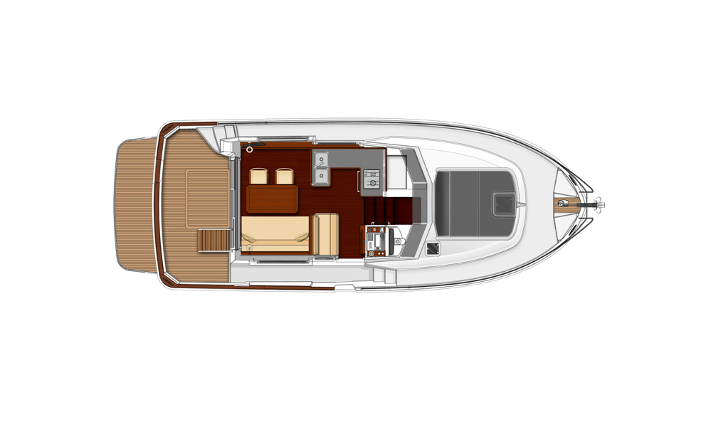 Beneteau Swift Trawler 34S