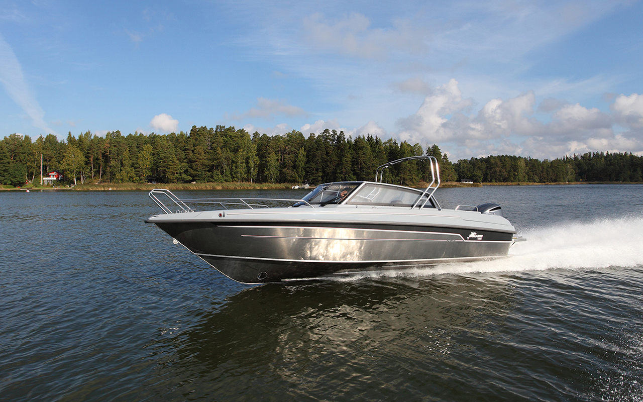 Yamarin Cross 75 Bow Rider