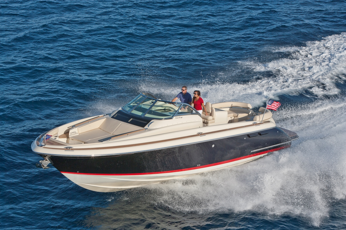 Chris Craft Launch 36