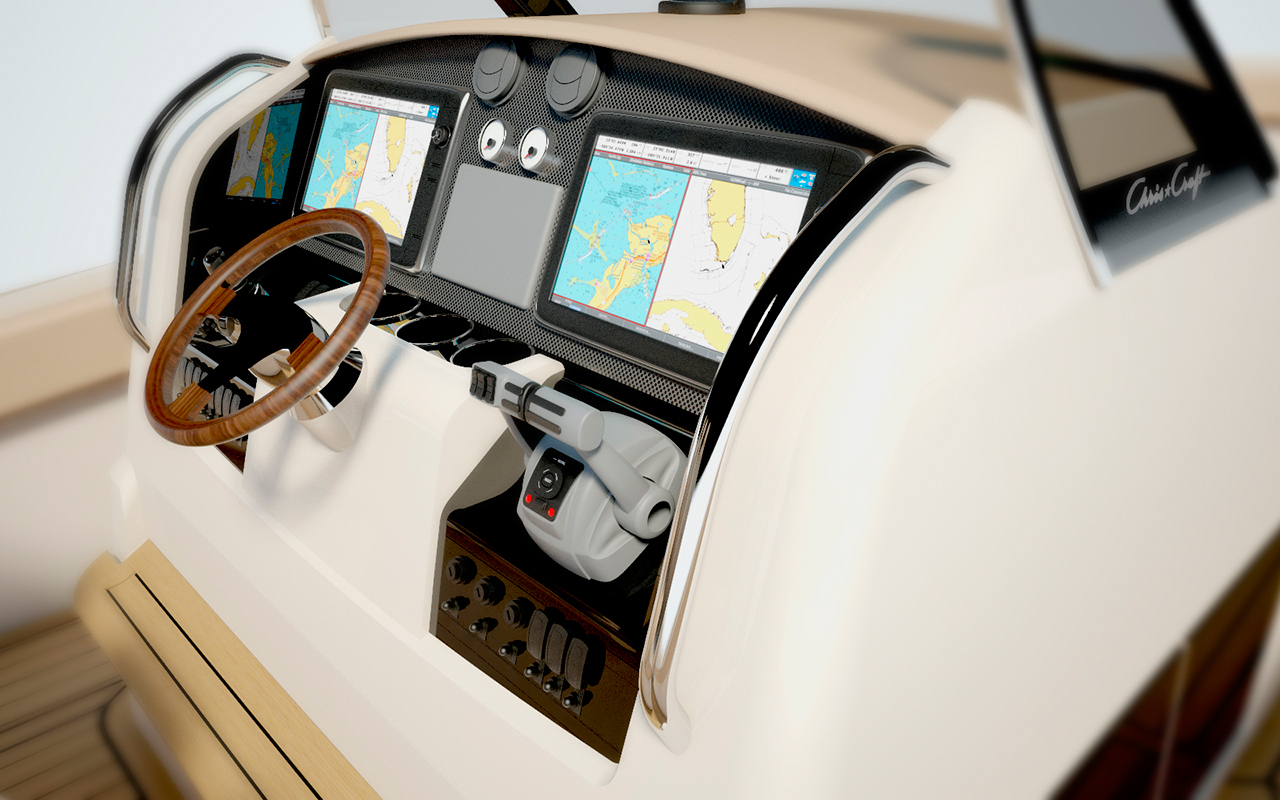 Chris Craft Catalina 34