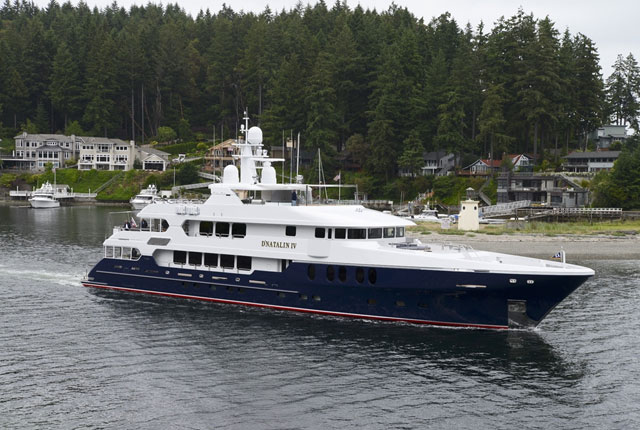 Christensen Shipyards D'Natalin IV